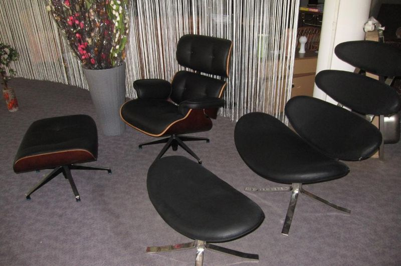 charles eames lounge chair replik poul volther corona chair replik ebay kleinanzeigen mit. Black Bedroom Furniture Sets. Home Design Ideas