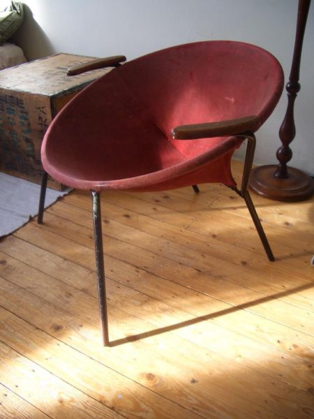 Cocktail Chair 50s