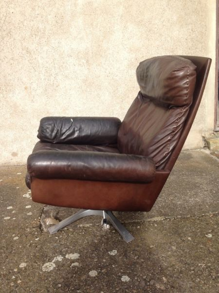 De Sede DS-31 Lounge Chair