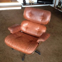 Vitra Herman Miller Charles Eames Lounge Chair