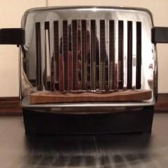 Spiegelbild – Toasterspiegel