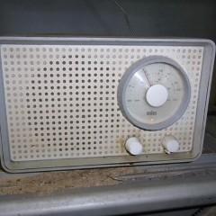 Braun Röhrenradio SK 2/2 Design Erwin Braun und Fritz Eichler
