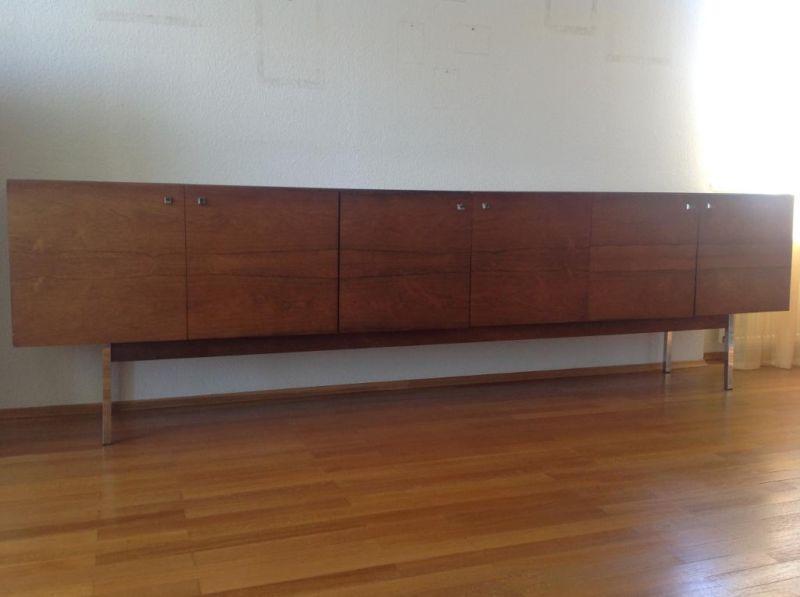 3 Meter Sideboard Vintage 60er Musterring Oder Alfred Hendrickx Stil