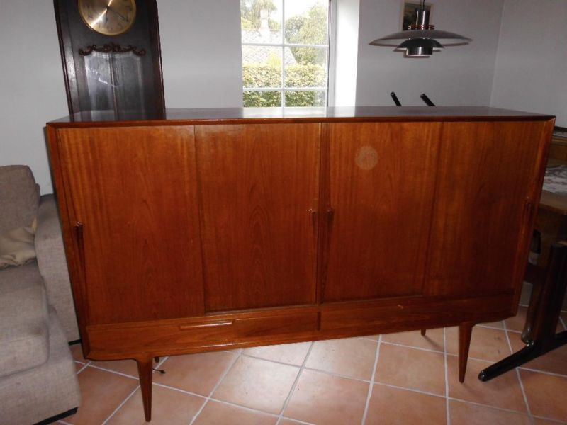 Omann Jun Sideboard Danish Design Used