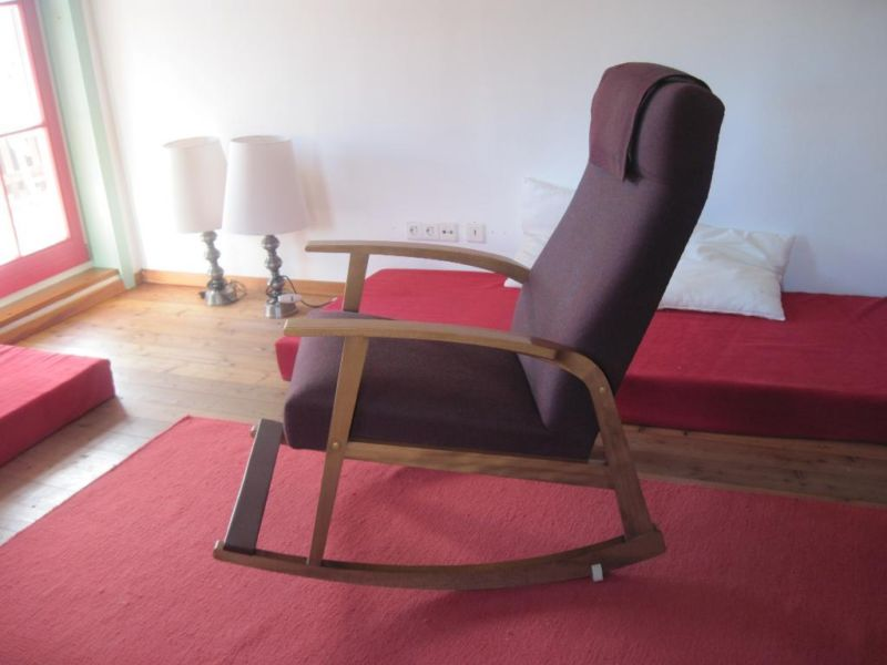 Schaukelstuhl Vintage vintage schaukelstuhl rocking chair 50er 60er ebay kleinanzeigen