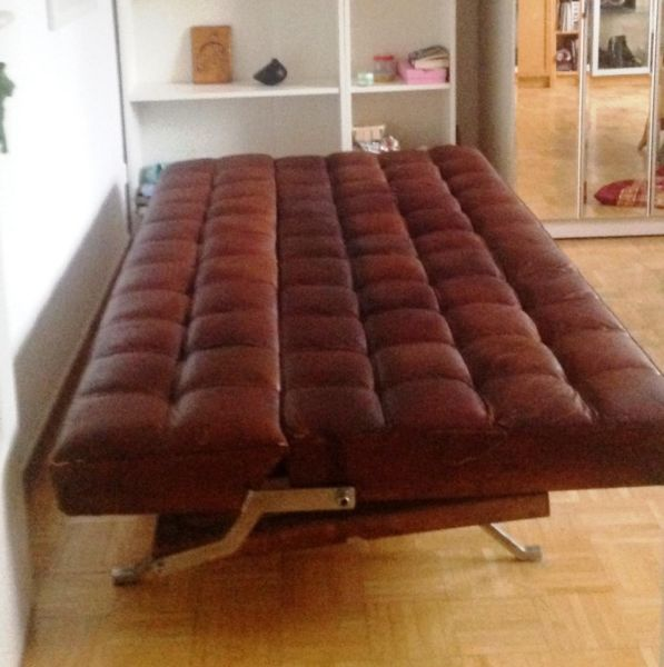 Vintage Daybed Barcelona Mies van der Rohe 50s
