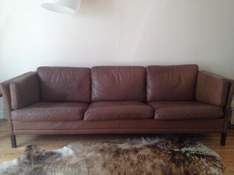 Ledercouch braun gebraucht  Gebrauchte Sofas Ebay Kleinanzeigen ~ Inspiration Design-Familie ...
