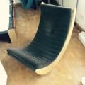 Rocking Chair 70s Designclassics Schaukelstuhl Verner Panton