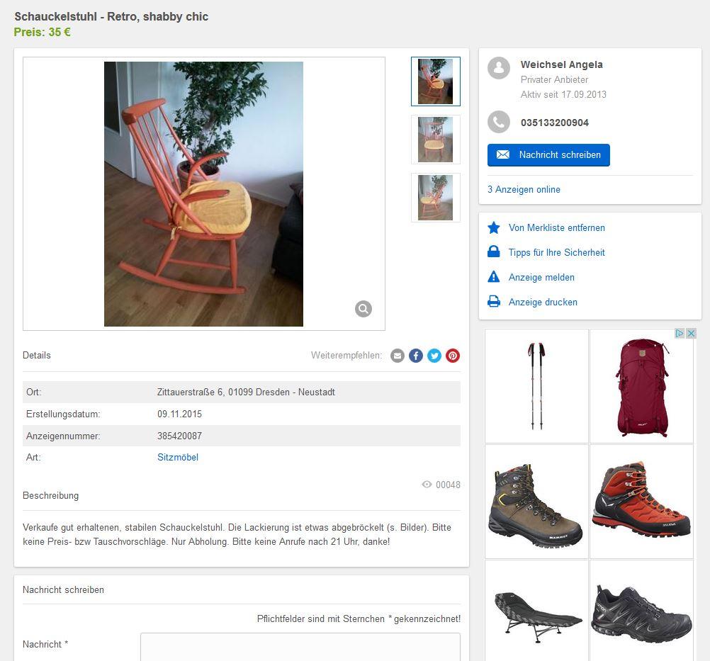 illum wikkels schaukelstuhl gyngestol rot f r niels eilersen no 3 danish design 60er ebay. Black Bedroom Furniture Sets. Home Design Ideas