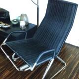 TECTA D36 Lounge Chair Freischwinger Schwebesessel Kragsessel Bauhaus 30er 90er