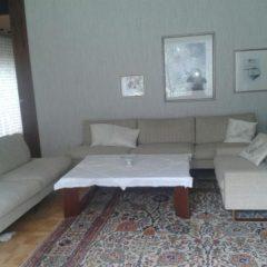 F. W. Möller für COR Conseta Sofa auf Kufen Couchgarnitur Vintage 60er