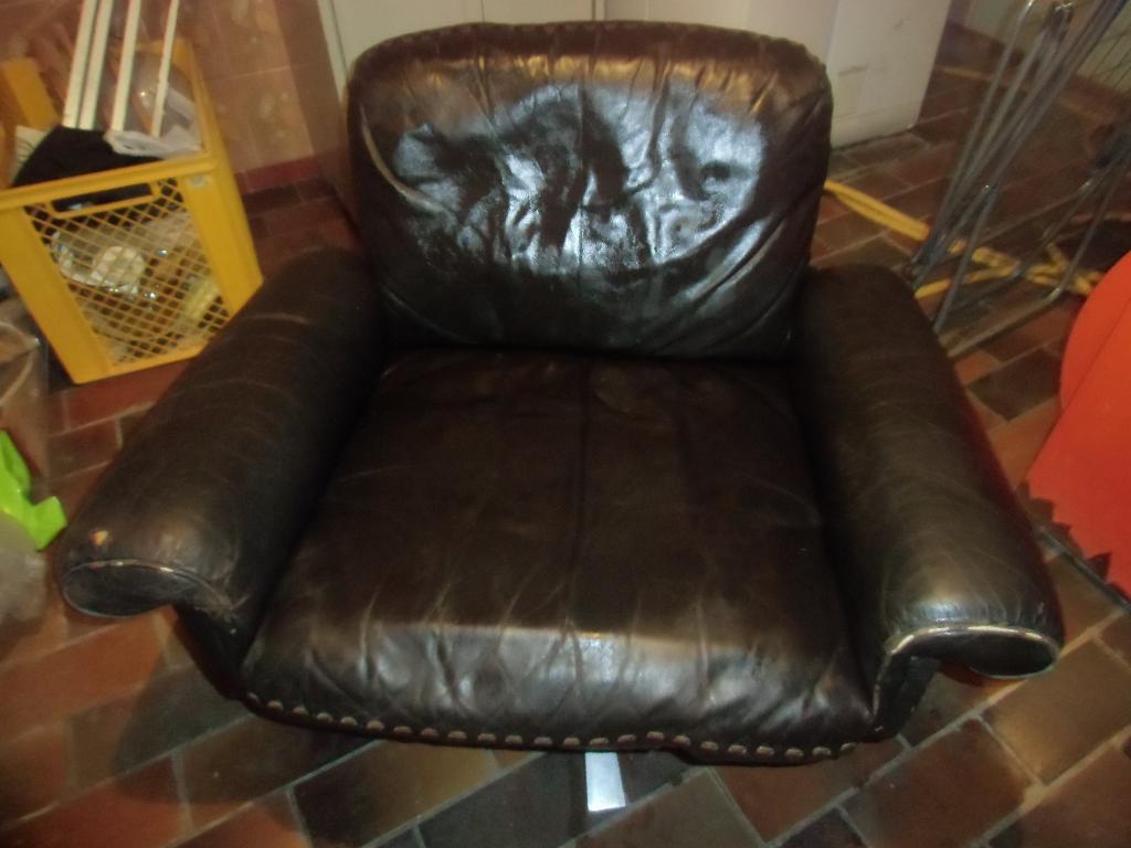 zu verschenken de sede ds 31 ledersessel vintage designklassiker 60er 70er ebay kleinanzeigen. Black Bedroom Furniture Sets. Home Design Ideas