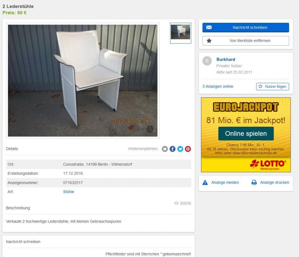 Tito Agnoli Italien Design Matteo Grassi 70er Jahre Designklassiker Möbel gebraucht kaufen Kleinanzeigen Klassiker Retro
